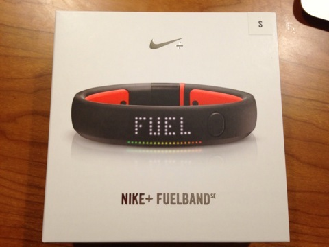 NIKE Fuel band +SEの調子が悪い