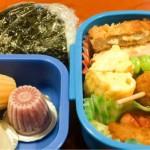 とりあえず乗り切った5日間 2016/07/22の小学校3年生夏休みのお弁当
