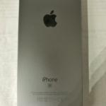 iPhoneSEを購入しました