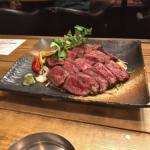 茅場町 灯ノ番は肉好き、酒好きにはたまらないお店