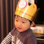次男3歳になりました