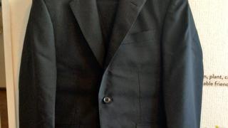 LaFabricでオーダーしたスーツが届いた