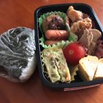 淡々と作る 〜2017/07/27のパパが作る子供のお弁当