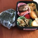 今週もまた始まりました〜2017/07/24 パパが作る子供のお弁当