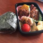 体調イマイチでも作るものは作らないといけない 〜2017/07/25のパパが作る子供のお弁当