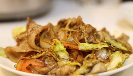 焼きそばのレシピは佐々木俊尚さんの家めし流でやると旨い!!