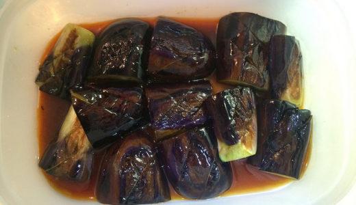 茄子の揚げ浸しのレシピ 夏に美味しいくてフライパンで楽に作れるたった2つのコツも紹介