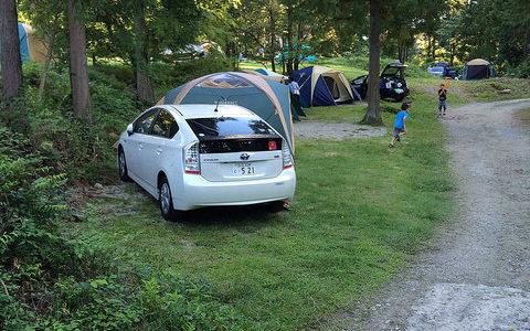 子供のサッカー友達親子5組でキャンプにいってきました