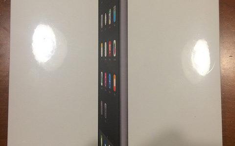 実家に子供達の成長を見てもらうためにiPad Air + MVNO(IIJ mio)を購入しました iPad Air セットアップ編