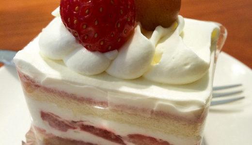 """西葛西の美味しいケーキといえば""""パティスリー ル ラピュタ"""