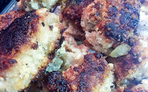 メンチカツをフライパンを使って作るレシピを紹介 大豆も入れてヘルシーなレシピ