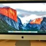 iMac 27インチをHDDモデルカスタマイズなしで購入しました 購入に至った経緯と初期セットアップまでをファーストインプレッションとともに紹介