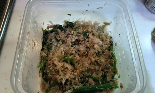 簡単!無限ほうれん草のレシピをご紹介