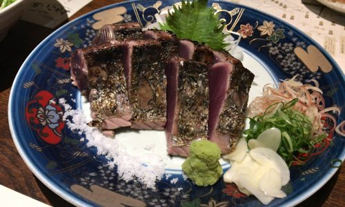 六本木の「わらやき屋」はとても美味しい土佐料理を大人数でも堪能できるお店【六本木 居酒屋】