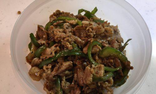 簡単レシピ!豚肉とピーマンの炒め物は味付けも簡単でさっとできる