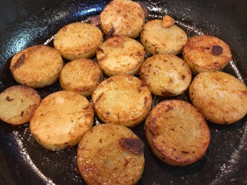 長芋のガーリックステーキの簡単作り置きレシピ