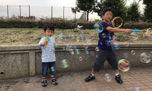週末子供達と楽しく過ごすの優先にしたら楽になった〜9月第1週の写真と振り返る子供達とのふれあい記録